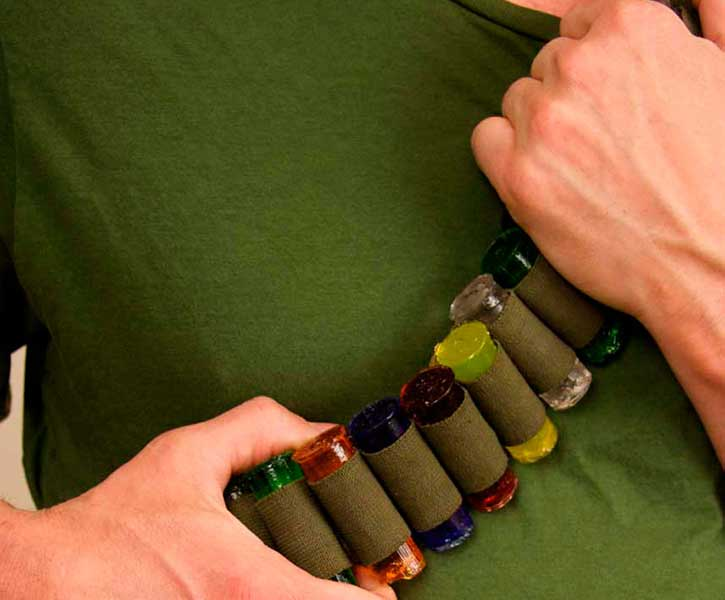 Ammo Belt, detail