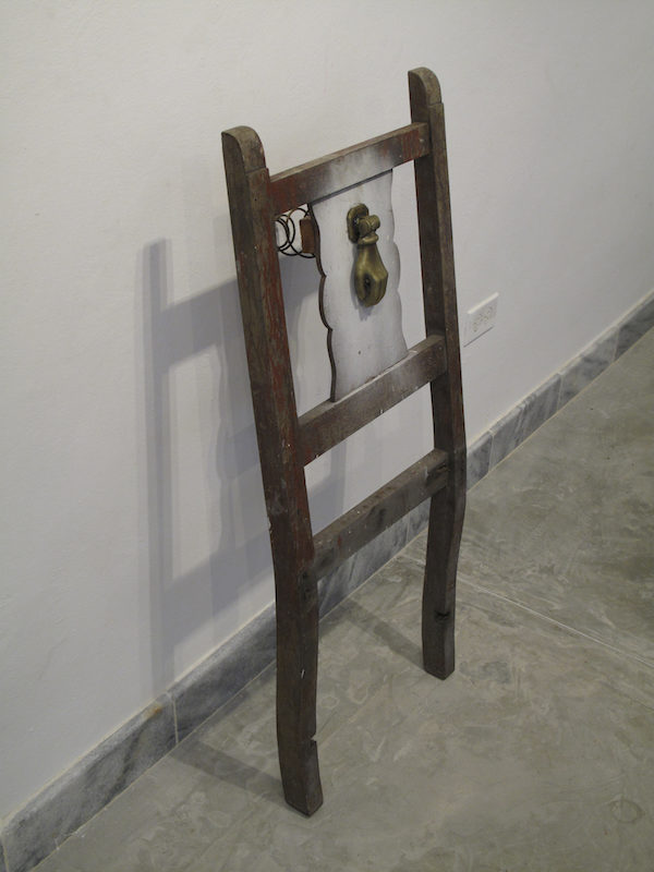 Chair Knocker with Spring