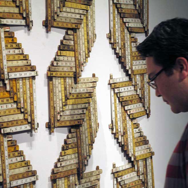 Los Medanos College, Art Gallery, Pittsburg, CA, 2012