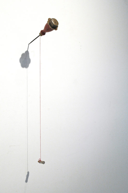 19 Inches, Balance, detail. Photo credit: Jacqueline Cooper, director, Autobody Fine Art.