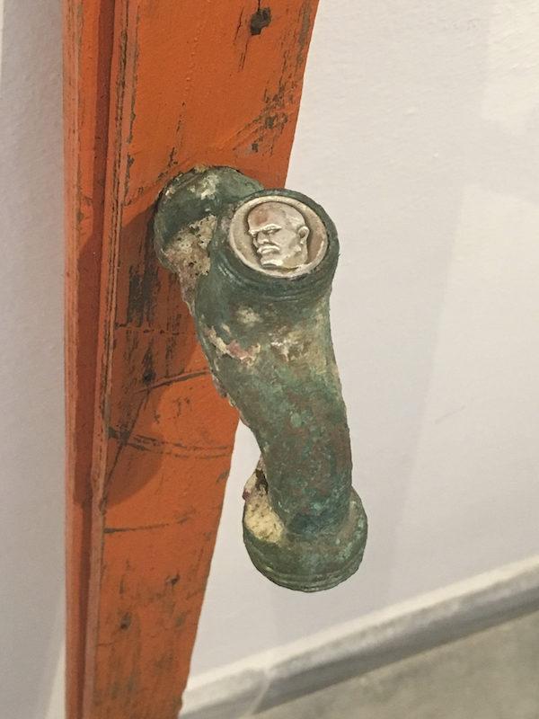 Lenin's Faucet, detail